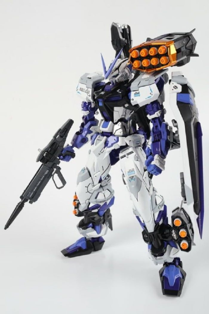 DABAN MG 8810 ASTRAY BLUE FRAME ver.MB (Full Weapon Equipment)
