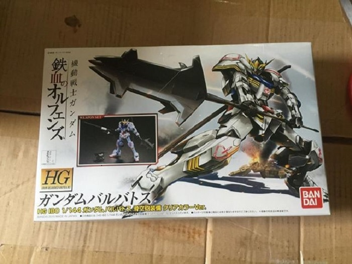 Gundam Barbatos EXPO (HG)