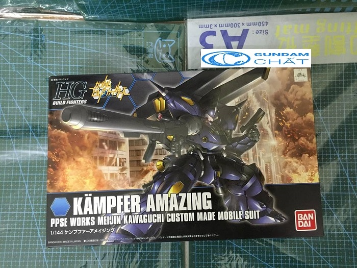 Kampfer Amazing (HGBF)